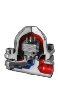 stainless steel Bimetallic Steam Trap - Size: 3/4 - Raddar