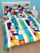 Printed Bed Sheet Fabric (for children)