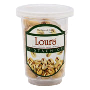 Pistachio - Roasted & Salted In Can -70 Gr - Loura Brand