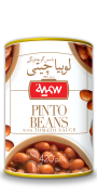 Canned Beans with Tomato Sauce - 420 gr - Somayeh