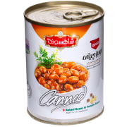 Canned Baked Bean - 380 g - Shahsavand