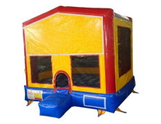 Inflatable Bouncer Park