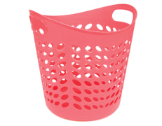 Clothes Basket - Plastic - With Handles - Limon Brand - Model 140235