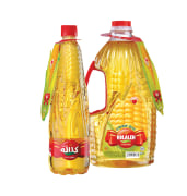 Corn Oil - Transparent In Plastic Bottle - Kolaleh