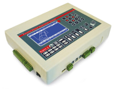 "Poultry Farm Automation Controller ""EXPRO"" - Compatible With Computer Through ""Simorgh"" Exclusive Software - Control Gostar Kahroba Company"