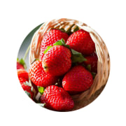 Fresh Strawberry - Barad Gostar Alvand Trading Company
