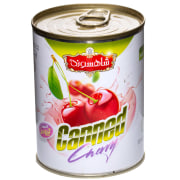 Canned Cherry - 380 gr - Shahsavand