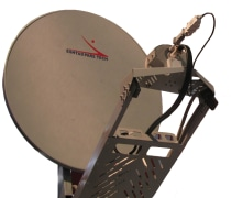 Automatic Satellite Antenna