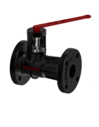 "Boiler Ball Blowdown Valve - Model: Ball Valve - Size: 1"" -  Raddar"