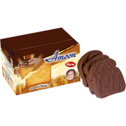 Chocolate Flavor Rusk - 40 g Pack - Amoon