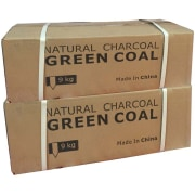 Natural Green Coal Charcoal - Zoghal Gostar