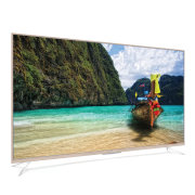 "LED Smart TV 55"" - 4k, Beige Color, X-Vision Model: 55XTU815"