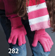 Girls' Gloves Model 282