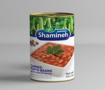 canned Pinto Beans - 350 gr - Shamineh