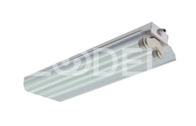 Sepehr Reflector Fluorescent Lights with Waterproof Socket