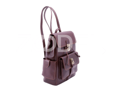 Leather Backpack Code: 3970