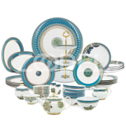 "Dinnerware Set ""Turquoise"" Collection"