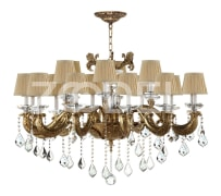 Bronze chandelier lighting