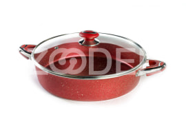 Orchid Frying Pan