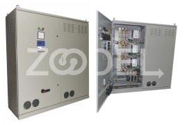 Upgraded Thyristor Capacitor Banks UKMT