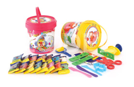15 colour Play dough - IML (1056)