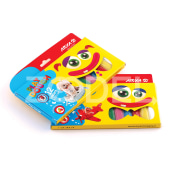 Play Doh - 12 Colors - Cardboard Pack - Arya Company - 1058
