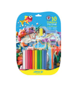 10 colour Play dough Vaccum (1023)