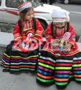 Traditional clothing suitable for three year old Gilan children