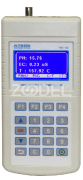 PH, EC & Temperature Meter For Liquids With PC Connectivity - Model: PET-103 - Atron Company