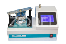 Bitumen Softening Point Measuring Device - Automatic, With Internal Memory For 500 Tests - Model: RNB-50 - Atron Company