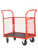 Open Side Wire Cage Cart SE 3410