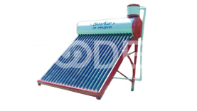 Solar Water Heater (Low Pressure) - Model: Vacuum Tube - Solar Kar Mehr Company