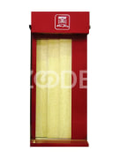 Telescopic Elevator Door with 3 Panels