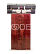 Full Tele Central Elevator Doors with 4 and 6 Panels