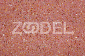 Red Artificial Granite Stone