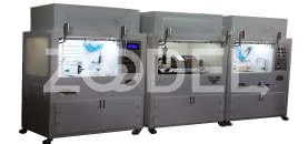 Batch Production Line Of Microstructures - Brand : Satalab