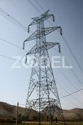 Galvanized Lattice Tower- St37-52 - Ruein Saz Arak