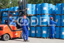 "Biocide Dispersant ""Biodispersant"" For Drilling Pipes Separation - Shimiyaei Naft Gostar"