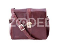 Leather Bag Code: 3974