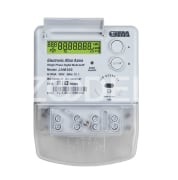 "Electricity Meter - Digital - Multi Tariff - Single Phase - Voltage 150 to 320 V - Company ""Electronic Afzar Azma"" - Model JAM200"
