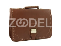 Men Leather Bag Code: 4186