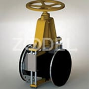 Pinch Valve Open Body 2 To 20 Inches Part Gostar Avand Company