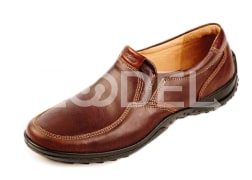 Men Leather Shoes Code: 605