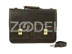 Men Leather Bag Code: 4184