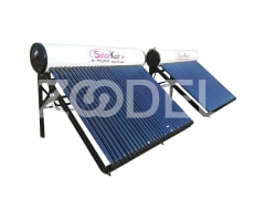 Solar Water Heater (Model: Heat Pipe)