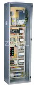 Elevator Control Panel - With Board & Emergency Rescue System - Model : Kollmorgen - Arian Asansor Company