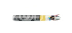 "Cable - Fiber Optic - All Dielectric Self Supporting (ADSS) - Durable And Track Resistant - Brand ""S.G.C.C"""