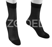 Women Mid Calf Socks 1/40 - With Padded Sole - In Different Colors - Model : 182 - Mahan Baft Hany Company