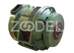 "Traction Alternator - Company ""Taam Locomotive Arya"" - Model : TLG-205"