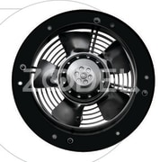 Industrial Fan - Axial - German Design - Air Flow 800 to 18000 m3/h - Brand : Damandeh